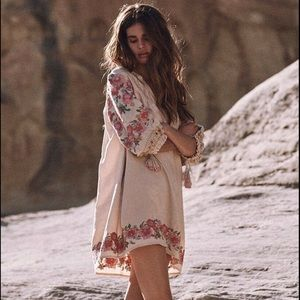Spell & The Gypsy Cleo Tunic Dress - Small (NWT)